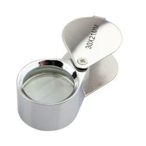 juweliersloep zilver 30x21-0