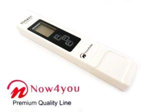 Now4you EC / TDS Meter - Accurate Digitale EC en TDS meter geleverd met etui.-0