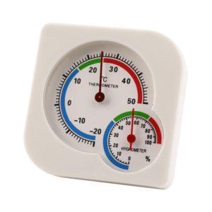 Thermometer/Hygrometer Analoog-0